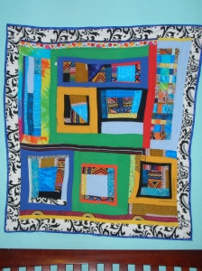 A Quilt for Cara