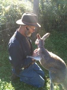 Bro & Kangaroo