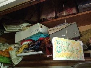 beloved clutter